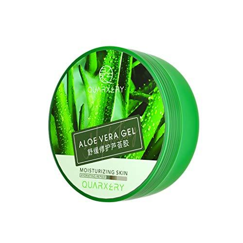 OHQ Aloe Vera Gel LocióN Hidratante Crema Facial Perfectame