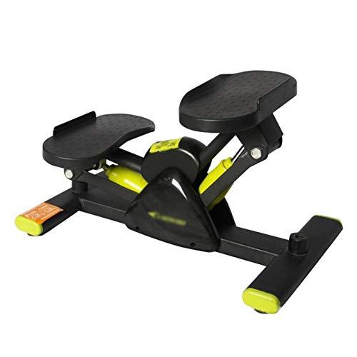 T-Day Stepper Máquinas de Step Cubierta Escalera Paso a Paso V-Tipo Modo Escalada Deportiva máquina de Cardio Fitness Paso a Paso con el Monitor LCD de la Mujer y el Hombre