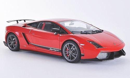 Lamborghini Gallardo LP570-4 Superleggera, rot, Modellauto, Fertigmodell, AUTOart 1 18