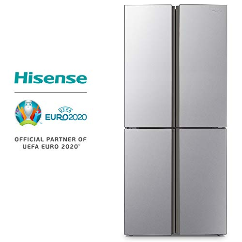 Hisense RQ515N4AC2 Kühl-Gefrierkombination No Frost