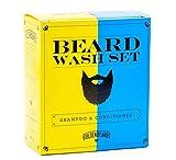 Shampoo und Conditioner Bartset. Die perfekte Kombination zum Pflegen und Waschen deines Bartes. Speziell für die Bartwäsche entwickelt.