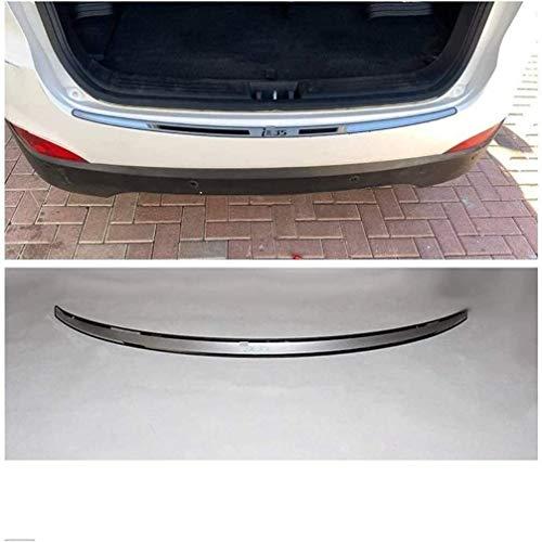 OutdoorKing Für Hyundai Ix35 2015 Edelstahl Auto Heckschutz Stoßstange Schutz Verkleidung Abdeckung Kofferraum Trittplatten Trittbrett Schweller