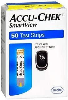 ACCU-CHEK SmartView Test Strips 50 Each