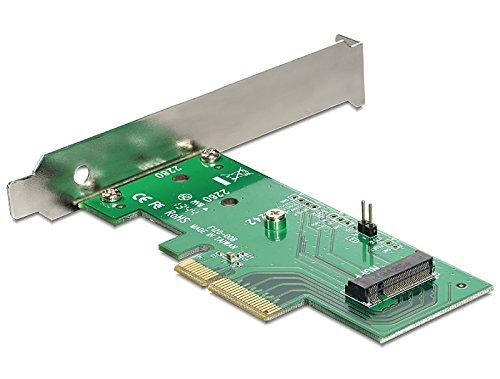 DELOCK PCIe x4 > 1 x M.2 NGFF