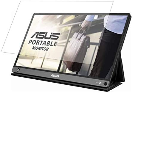 ClearView(クリアビュー) Asus ZenScreen MB16AHP 15.6インチ用 液晶保護フィルム マット(反射低減)タイプ