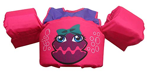 Body Glove Paddle Pals Learn to Swim Life Jacket (Clam)