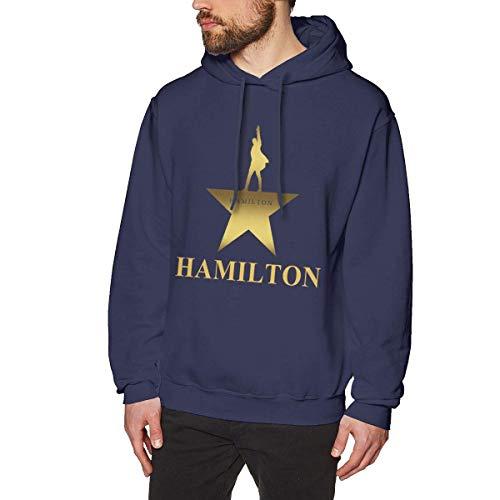 Maichengxuan an an American Musical Alexander Hamilton - Sudadera con capucha para hombre