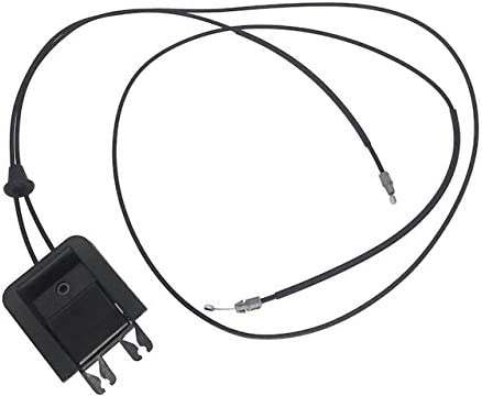 Hood Release Cable with Jacksonville Mall Handle Compatible Brand new 101 Inch - 2005