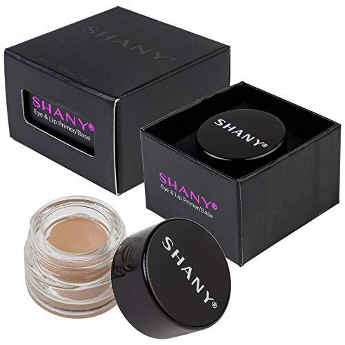 SHANY Eye and Lip Primer/Base, Paraben/Talc Free, Waterproof by SHANY Cosmetics
