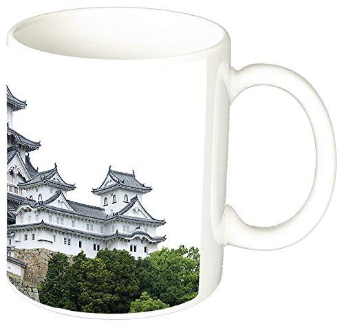 Castillo De Himeji Castle Japon Japan Tasse Mug