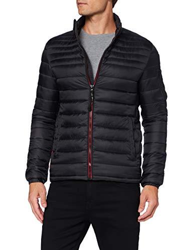 Strellson Premium Herren S.C. 4Seasons Jacke, Black 001, 52
