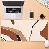 拡張 ゲーミング マウスパット ステッチエッジ付き,長い マウスパッド,キーボード デスクパッドマット,マウスパッド 仕事用 ゲーミング オフィス ホーム-T 90x40cm