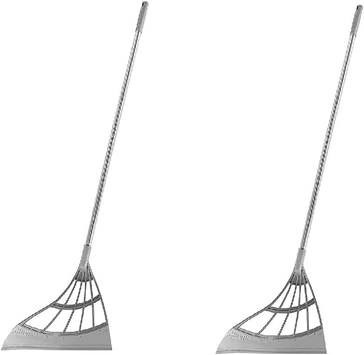 Charlotte Mall Yeahii Multifunction Magic Broom 2-in-1 Sweeper Dry The Year-end gift Easy Fl