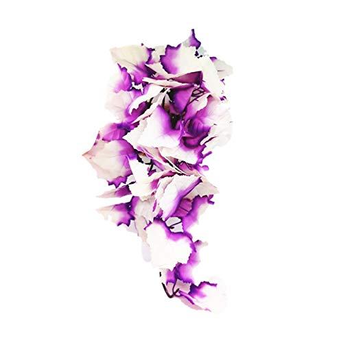 LOVOICE Reptilien Pflanzen Hängen Terrarium Pflanze Mit Saugnapf Für Bartagamen Eidechsen Geckos Schlange Haustiere Und Einsiedlerkrebs Aquarium Habitat Dekorationen