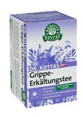 Dr. Kottas Grippe-Erkältungstee 20 Beutel (20 ST)