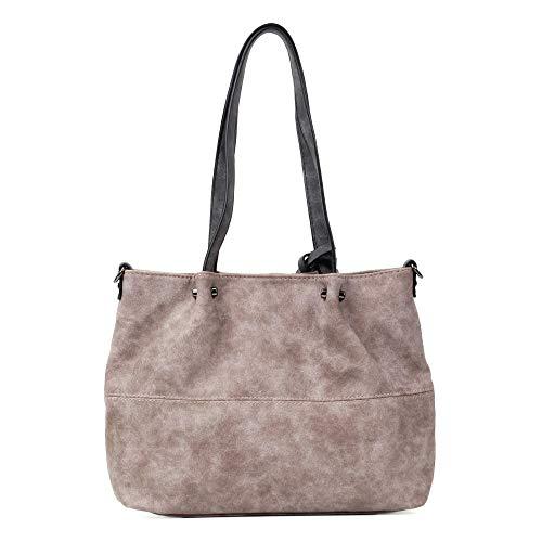 Maestro Surprise Bag in Bag Shopper Tasche 35 cm