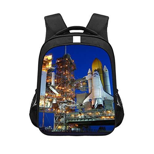 CJIUDI Character Cartoon Backpack,Student Backpack,Durable Unisex Rucksack,Large-Capacity Zipper Bag,with Headphone Jack,Unisex School Bag,Suitable for 15.6-Inch Laptops,Black 15