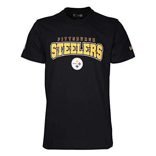 New Era Herren T-Shirt schwarz S