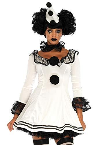 kostuem; szyi; karneval; halloween; aksamitna; fasching; collar; szyję; gotycki; kostiumy; karnawał; bikini; seksowne; rękaw; cyrkonia; damski; czarny; czarno-biały; costume; sukienka; kapelusz