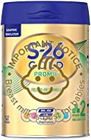 Wyeth Nutrition S-26 Promil GOLD Stage 2 Follow-on Milk Formula, 6 months onwards, 900g