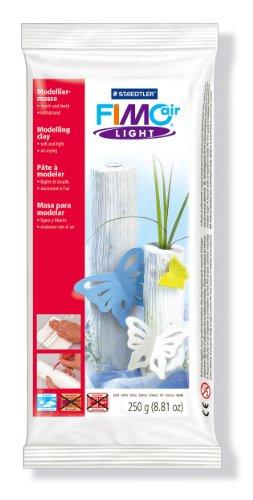 Staedtler 8131 - Fimoair Light Modelliermasse, 250 g, weiß