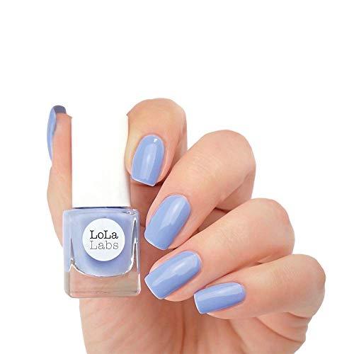 LoLaLabs - Esmalte de uñas, color azul claro