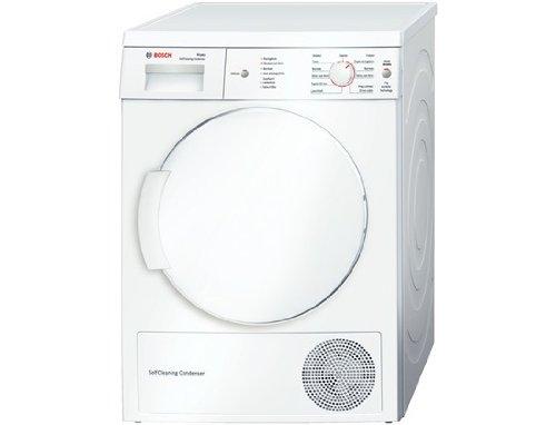 Bosch WTW84107IT Libera installazione Carica frontale 7kg A++ Bianco asciugatrice