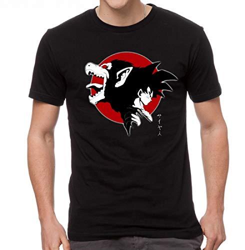 Dragon Ball Camiseta Son Goku de...