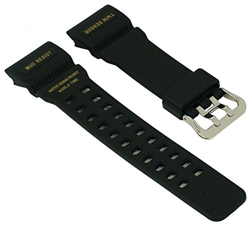 Orologio Bracciale Nero per Casio G-Shock mudmaster Premium GG 1000 Replacement Band