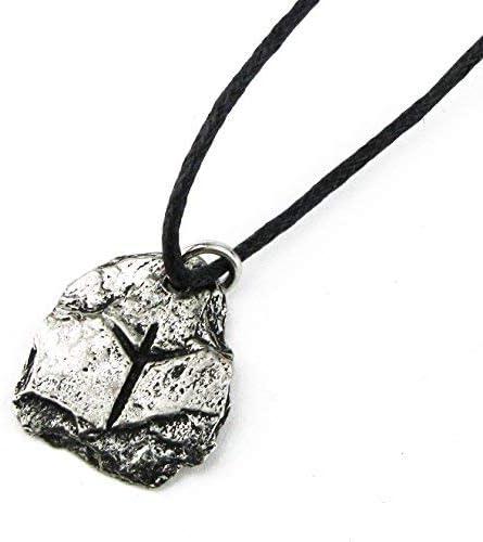 Asgard Pewter Norse Viking Rune Pendant …