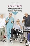 Temario especifico de terapia ocupacional - volumen III (OPOSICIONES)