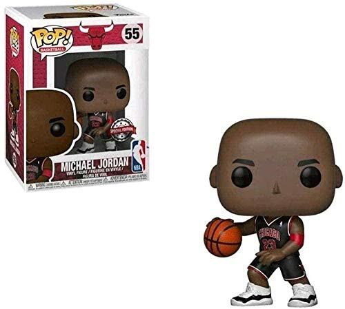ZSDD Una Superestrella generica de la NBA: Chicago Bulls # 55 Michael Jordan # 23 Pop Pop Gift Ideas