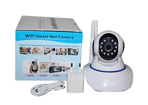 V 380 Pro 720p WiFi Smart Security Net Camera with Night Vision Two Way Audio