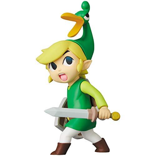 Medicom The Legend of Zelda: Minish Cap Link Ultra Detail Figure, Multicolor
