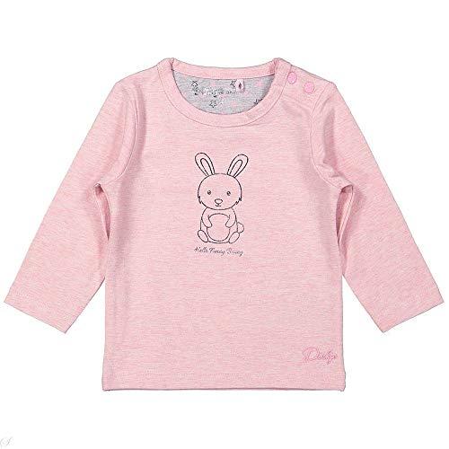 T-shirt roze baby 6 maanden