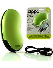 Zippo 2005835 HeatBank 6-Green (DE/NL/FR) Ergonomisch, aluminium en kunststof, groen