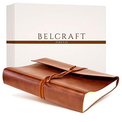 album fotografico a4 Belcraft Tivoli Album Fotografico in Pelle Riciclata