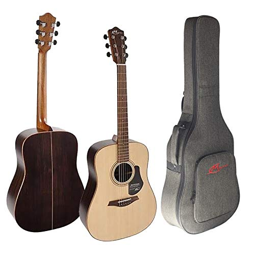 Mayson ESD/50 akoestische gitaar - dreadnought mat - incl. tas