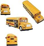 M-zen 2.4G Control Remoto Camión de autobús RC Autobús Escolar Grande Carga eléctrica Modelo de automóvil de Juguete para niño con luz Sonido Los Mejores Juguetes para niños Una Llave Que Comienza