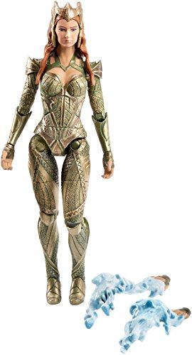 DC Figur Multiverse Mera Justice League Action Figure 6""