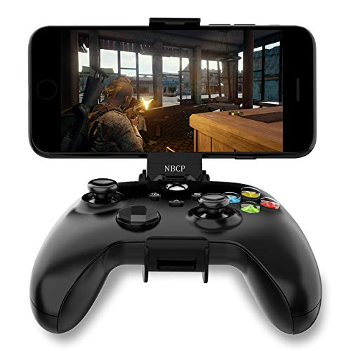 Xbox Series X Controller Phone Mount,foldable Phone holder for Xbox Series S X /Xbox one Wireless Controllers cellphone clip ajustable(Clip Only)