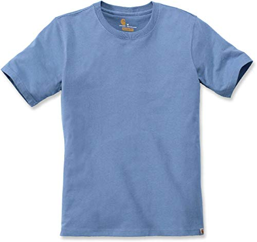 Carhartt .104264.Fhb.S003 - Maglietta Da Uomo, Taglia Xs, Colore Blu Francese