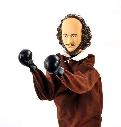 Archie McPhee Shakespeare Punching Puppet