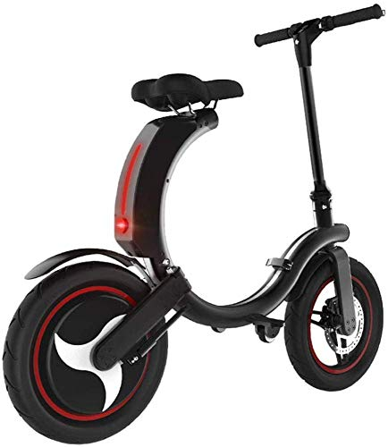 electric bicycle Elektrische scooter, kleine opvouwbare bluetooth-app E-scooter, 30 km/u, 350 W motor 35 km bereik, snelheidsregeling, 14 inch luchtbanden elektrische scooter voor volwassenen