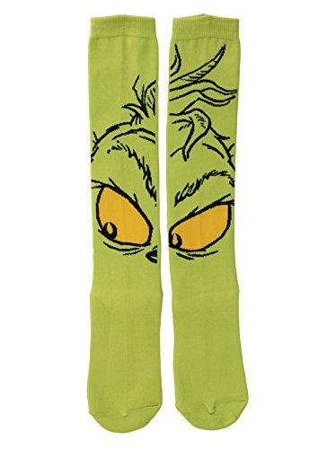 Elope Knee High Socks - The Grinch Standard