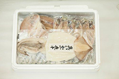 カラツカラ干物3�s冷凍食品