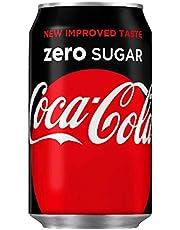 NDT24 Coca Cola Zero 72 x 33 cl latas de la UE