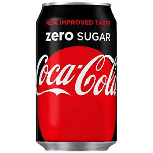 NDT24 - Barattolo Coca Cola Zero, 24 x 33 cl