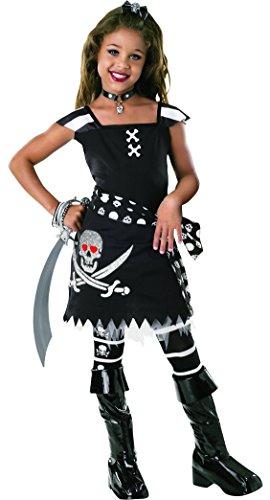 Rubies 2882031 Kostüm, schwarz, L