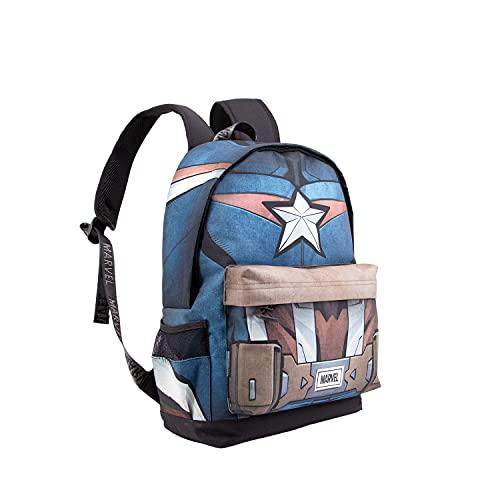 KARACTERMANIA Capitán América Chest-Mochila HS 1.3